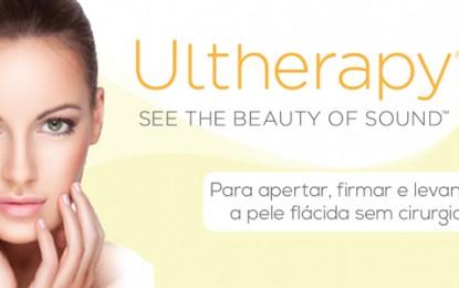 Ulthera: tratamento contra flacidez da pele e flacidez facial