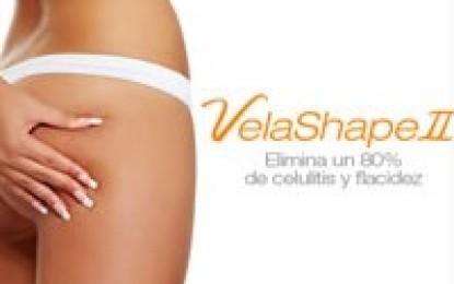 VelaShape II para combater a celulite