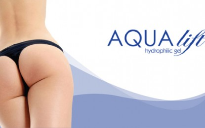 Aqualift para Preenchimento Facial e Corporal com Aqualift