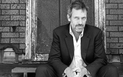 Hugh Laurie faz show em São Paulo em março de 2014
