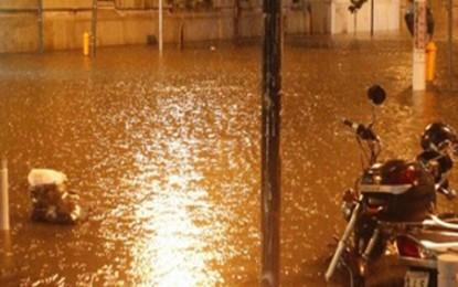 Governo carioca quer verba para amparo em caso de chuva extrema