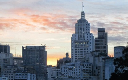 Edifício do Banespa: um ponto emblemático da cidade