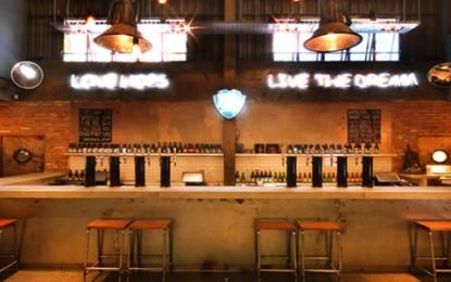 Cervejaria BrewDog abre bar em São Paulo