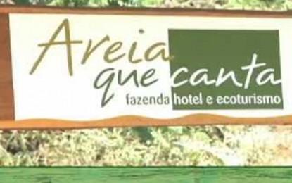 Hotel Fazenda Areia que Canta, um hotel sem deixar de ser fazenda