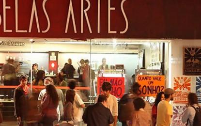 Cine Caixa Belas Artes será reaberto em maio