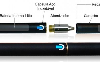 Cigarro eletrônico se dissemina em São Paulo