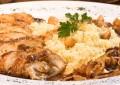 Restaurante Tanger serve pratos artesanais de comida marroquina