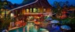 Ilha Flat Hotel conta com quiosque de praia dia e noite