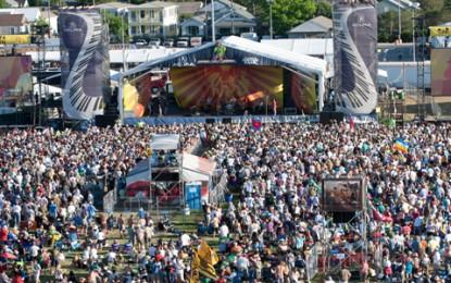 Festival de Jazz de New Orleans fará homenagem o Brasil