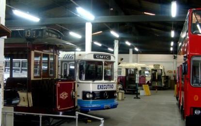 Museu dos Transportes guarda o primeiro bonde a circular no País