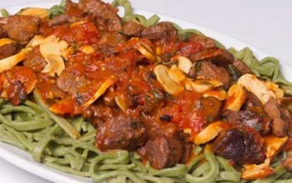 Restaurante Cantina Gigio desde 1971 é referência em comida italiana