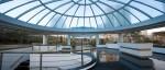 Hotel Slaviero Executive Guarulhos, a vista panorâmica de um mirante giratório