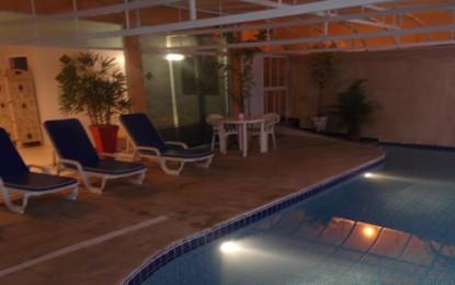 Hotel Costa Balena, dedicação com SPA e quiosque de praia