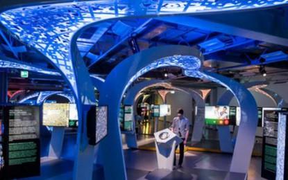 Túnel da Ciência, exposição multimídia revela descobertas recentes