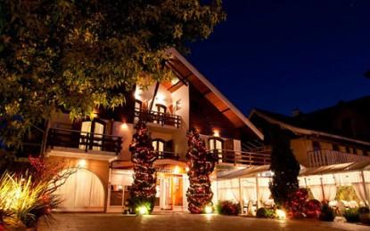 Pousada Villa Capivary, acomodação elegante na serra