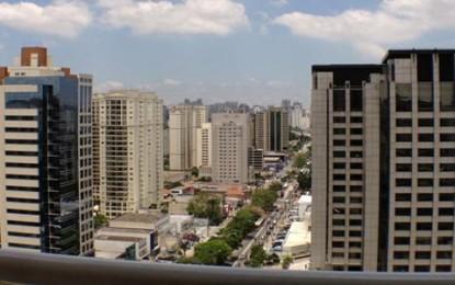 Hotel Comfort Ibirapuera, localização comercial e vista privilegiada
