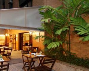 Hotel Hampton Park, serviço completo nos Jardins