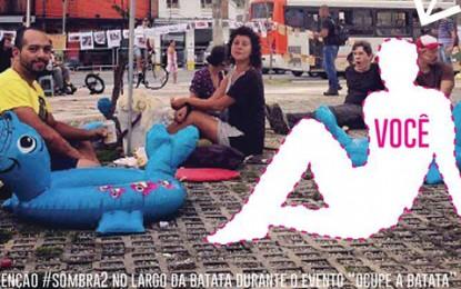 """Projeto """"A Batata Precisa de Você"""" revitaliza o Largo da Batata"""