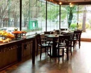 Hotel Estanplaza Berrini, posição central para os negócios