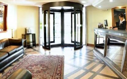 Hotel Fortune Residence, instalações completas nos mínimos detalhes