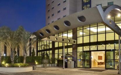 Hotel Luz Plaza, acomodações relaxantes em infra com SPA