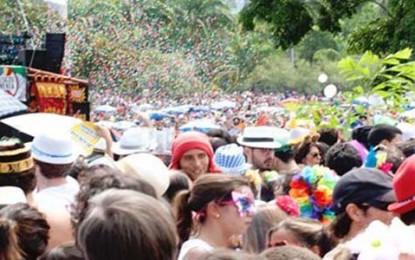 Balanço do carnaval de rua contabiliza mais de um milhão em blocos pela cidade