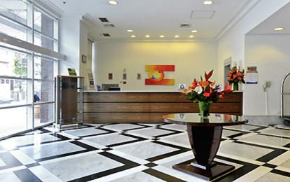 Hotel Mercure São Paulo Central Towers, o espigão cultural da paulista