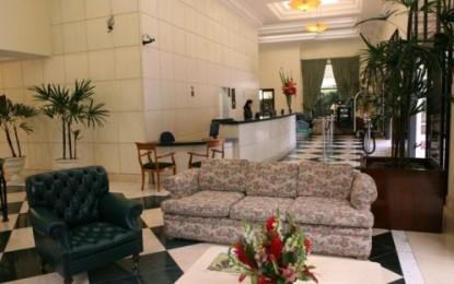 Hotel Transamérica Prime The World, uma localização privilegiada