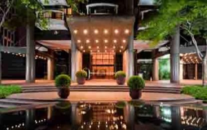 Hotel The Capital GC, comodidade e relaxamento com bela vista