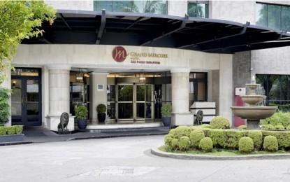 Hotel Grand Mercure São Paulo Ibirapuera, luxo com vista para o Parque