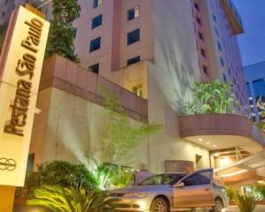 Hotel Pestana São Paulo, luxo com praticidade