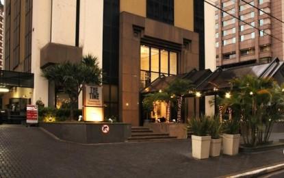 Hotel The Time Othon Suítes, infraestrutura internacional