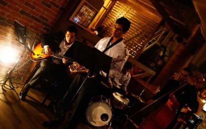 Trio Jazz São Paulo no Espaço Citroën Experience Centre