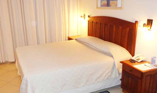 quarto do hotel braston indaiatuba