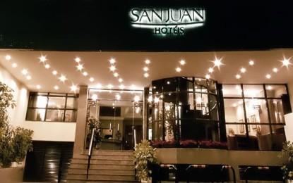Hotel San Juan Business São Paulo, as facilidades do centro da cidade