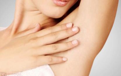 Tratamento para suor excessivo apresenta resultados eficazes