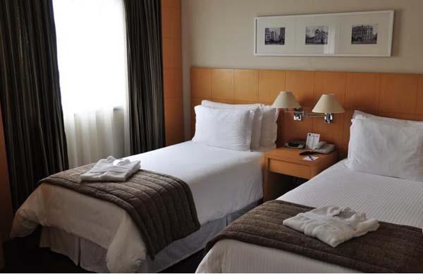quarto do hotel tryp são paulo jesuino arruda