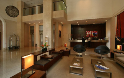 Hotel Tryp São Paulo Paulista, cobertura com suítes