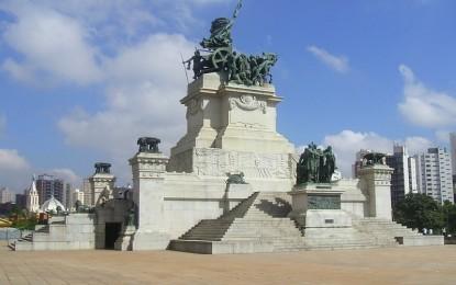 Monumento à Independência é símbolo da Proclamação a República
