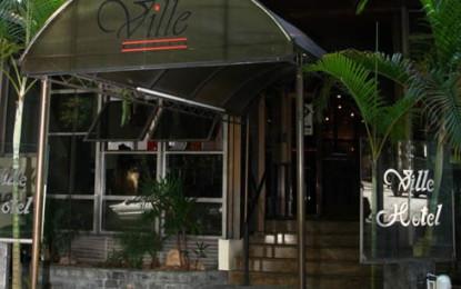 Hotel Ville, a sua casa fora de casa