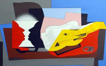 """""""As mesas de Picasso"""" é nova obra de Antonio Peticov"""