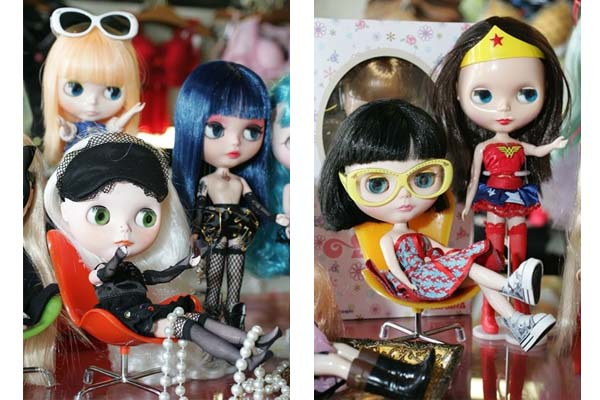 bonecas fashion em blythecon