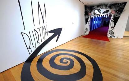 Tim Burton em exposição no MIS; cineasta virá a São Paulo em 2016
