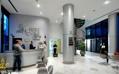 Hotel Tulip Inn Interative, o melhor custo-benefício em hospedagem nos Jardins