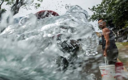 Lençol freático é alternativa de água em tempo de crise