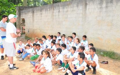 Esporte na Praça da Sé promove inclusão social