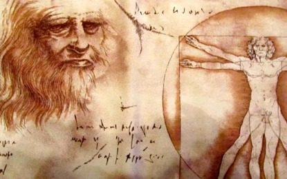 A Natureza da Invenção, exposição de Leonardo da Vinci no Sesi