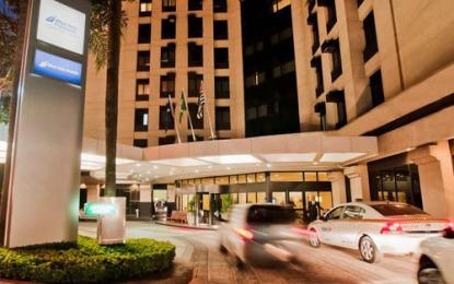 Hotel Blue Tree Premium Congonhas, quartos completos próximo ao aeroporto