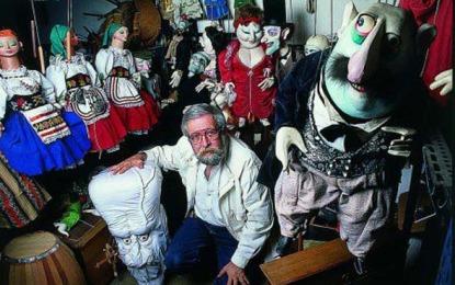 Ocupação Giramundo expõe seus bonecos no Itaú Cultural