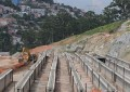 Linha 9 do metrô e trecho norte do Rodoanel têm obras lentas